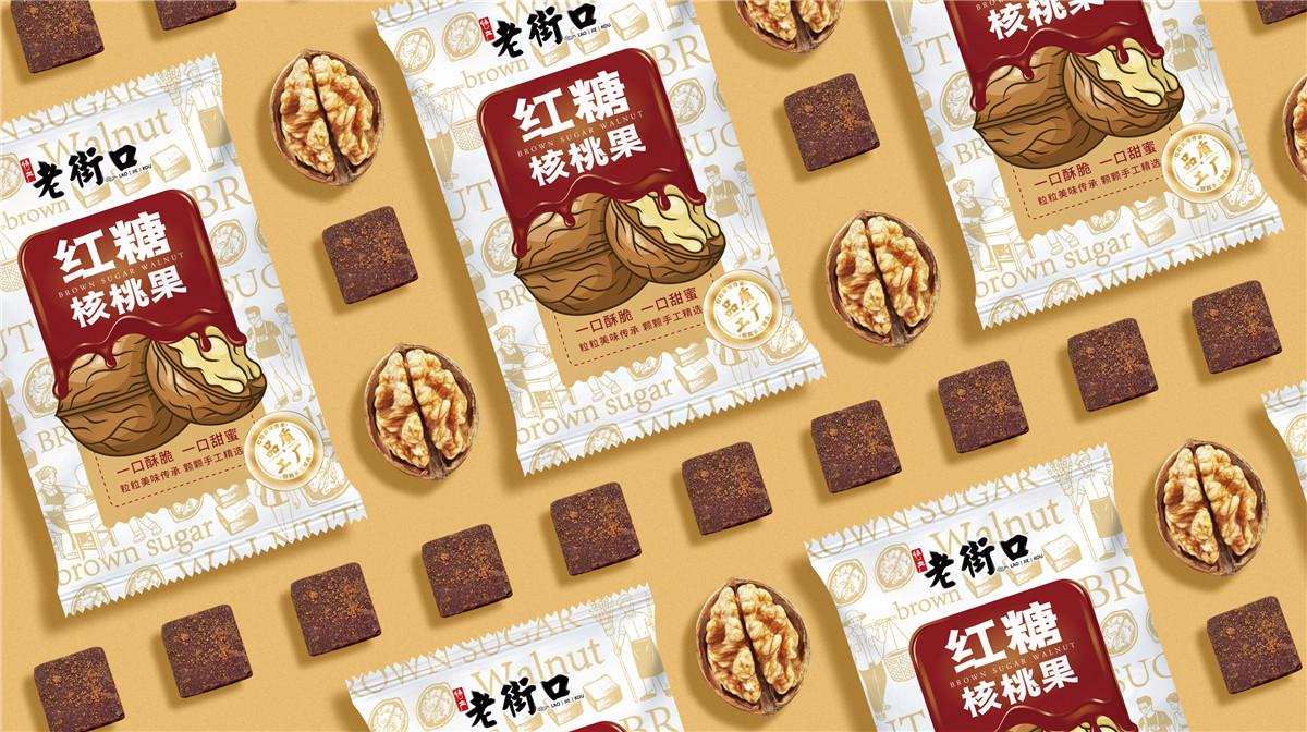 红糖包装设计图片