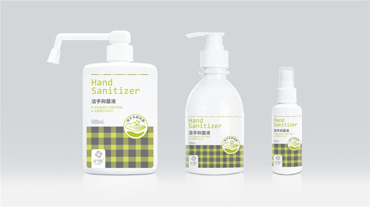 洗手液包装设计分析