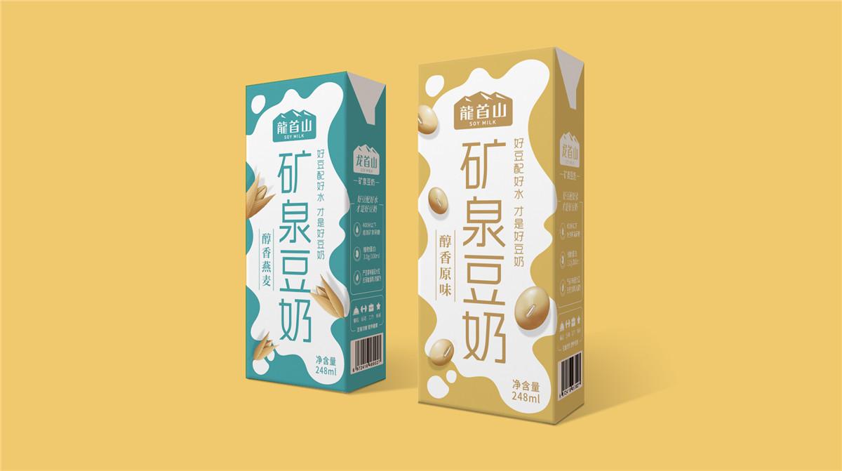 奶包装设计