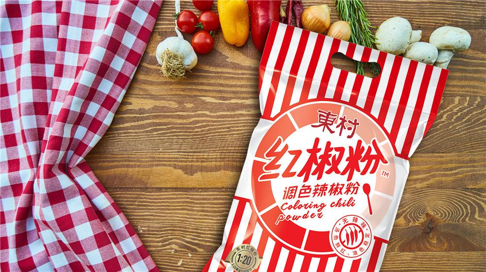 辣椒包装袋设计图片欣赏