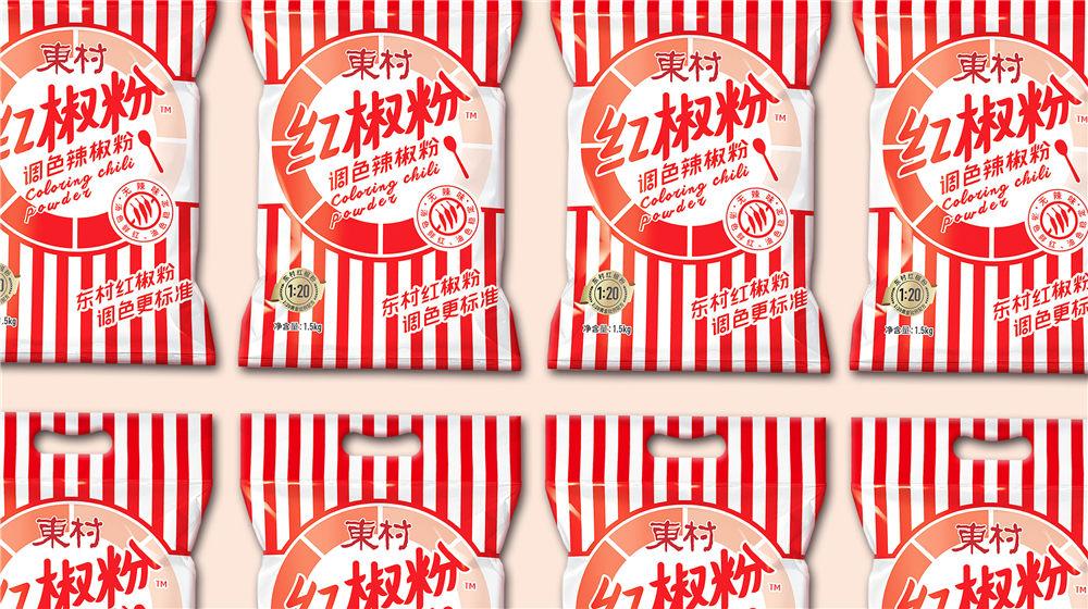 辣椒包装设计图片
