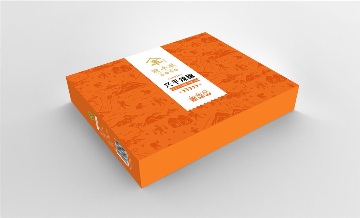 陕丰滋辣椒包装设计(图5)